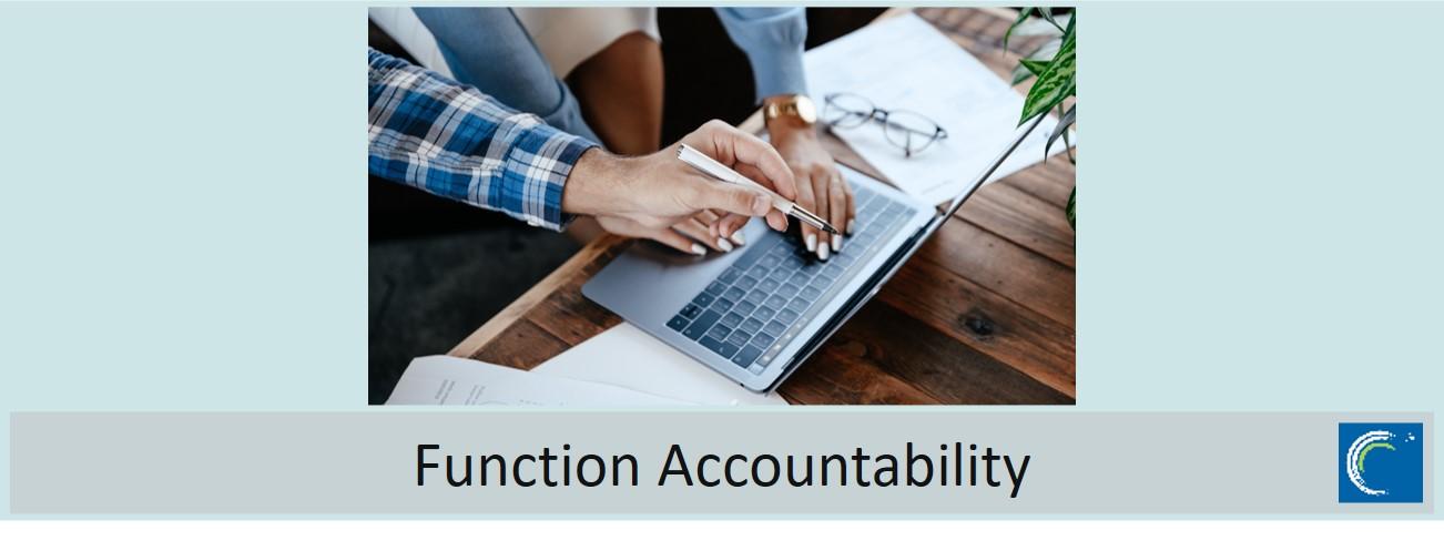 Function Accountability