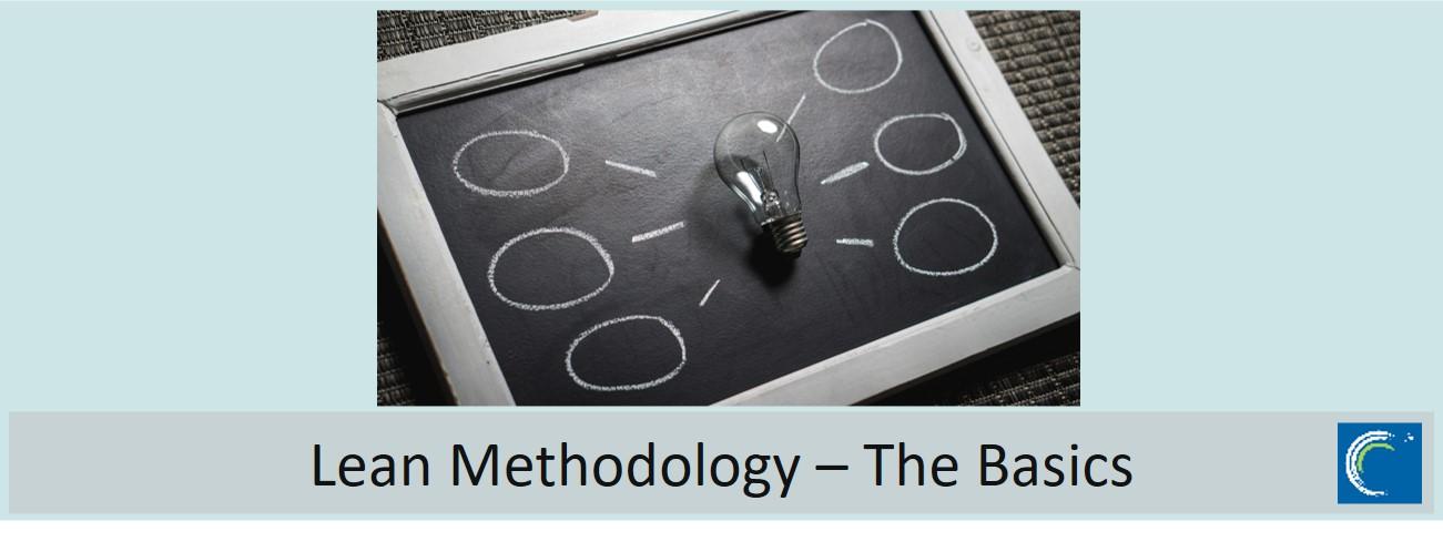 Lean Methodology – The Basics